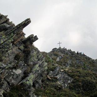 2.diena - Graukogel 2492m