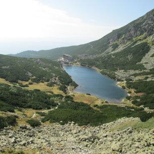 1.diena - pa ceļam kalnu ezeriņi