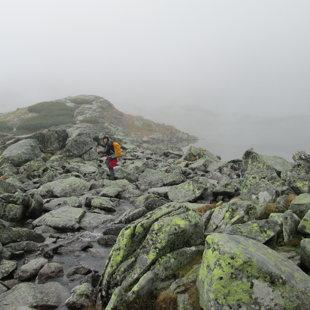 2.diena - ceļā - Tatranska magistrala, augstākais punkts 1966m