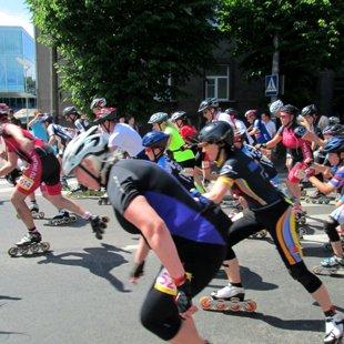 Pērnavas pusmaratons -2015 - starts