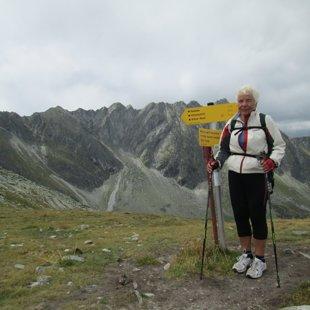 Drosmīgā Aina - Palfnercharte 2321 m