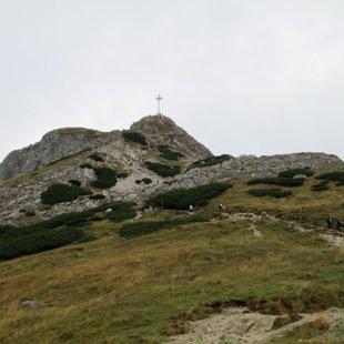 2.diena - Giewont virsotne 1894m