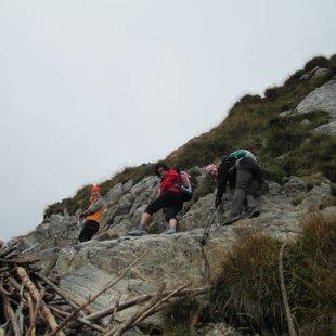 2.diena - ceļā uz virsotni