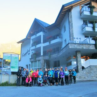 2. diena - pie mūsu viesnīcas Sport-Garni Kapplerhof