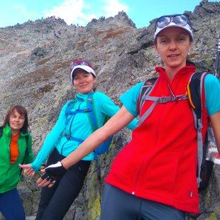 2.diena - ceļā uz Rysy 2499m virsotni