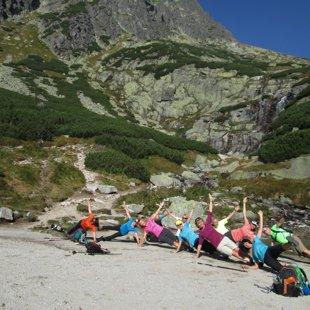 1.diena - plankings pie pirmā ezera
